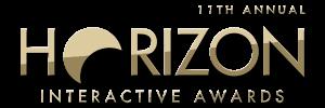 Graphic of Horizon Interactive Awards logo