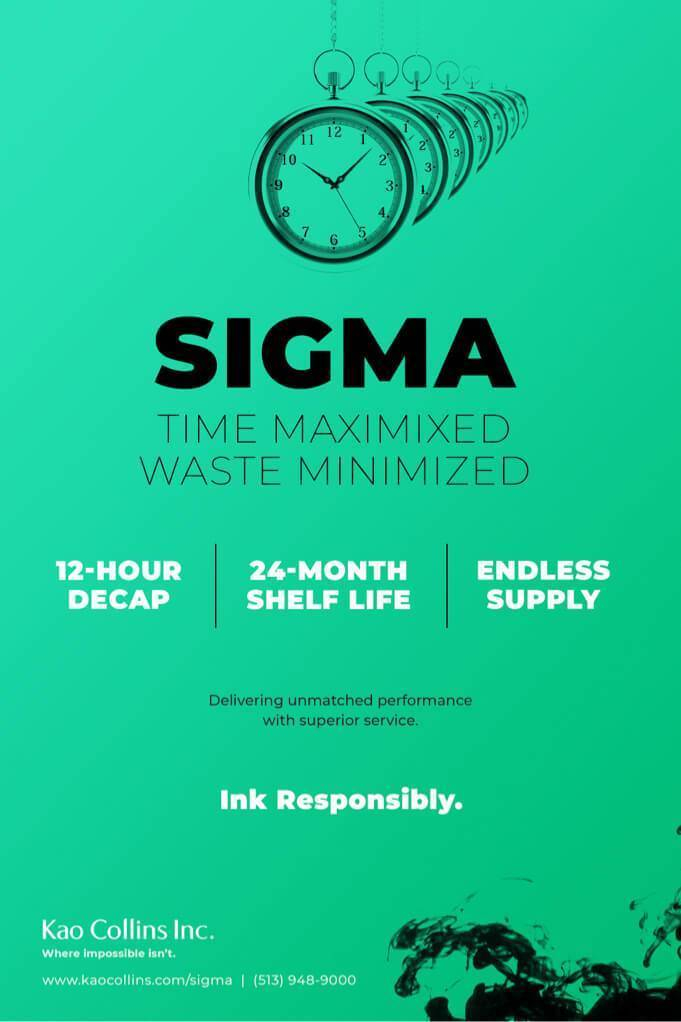 Example SIGMA ad