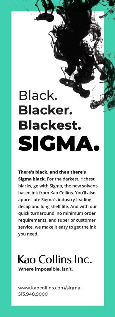 SIGMA example ad