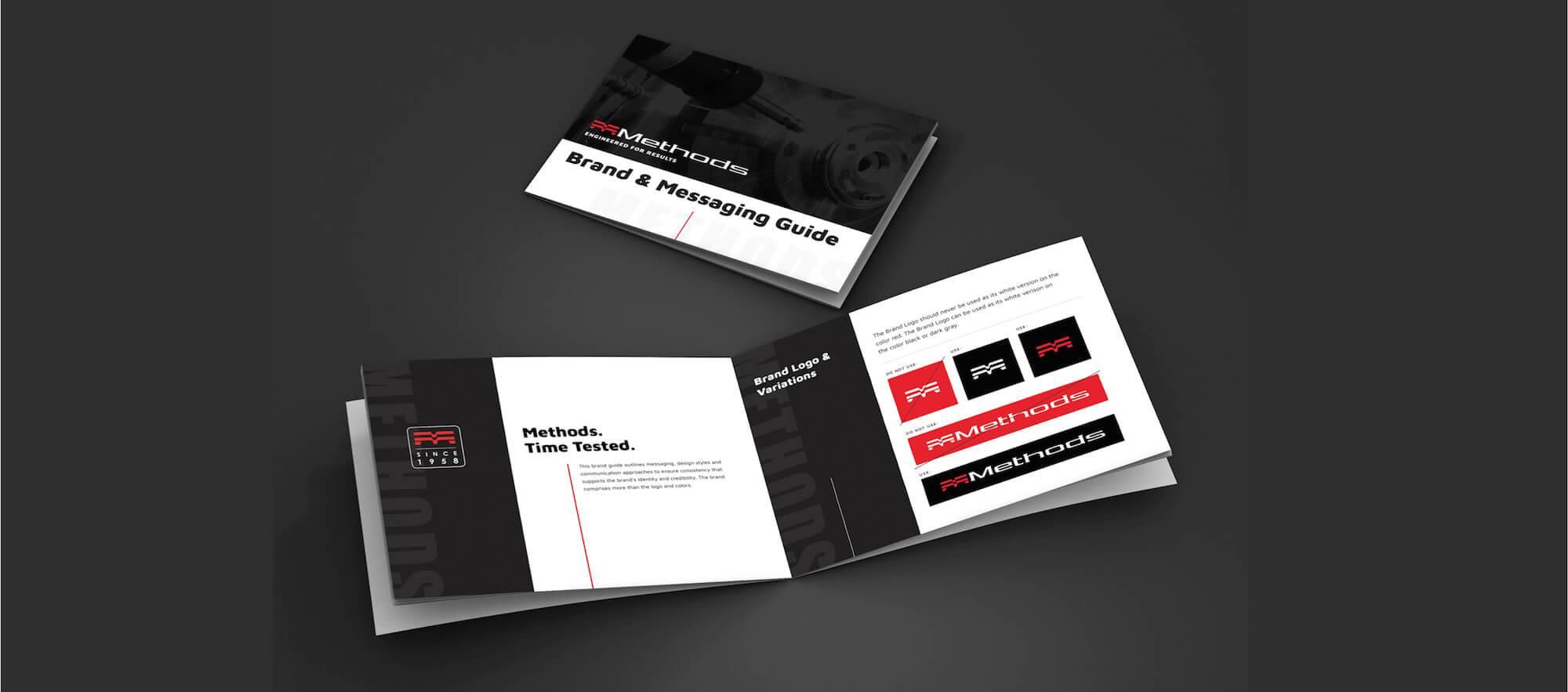 Methods Machine Brand Book